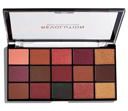 Makeup Revolution palete sjenila