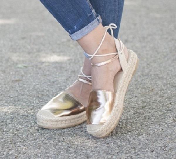 Espadrile su idealna ljetna obuća za žene